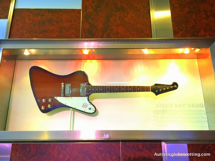 Luxury Stay at the Hard Rock Hotel San Diego guitar