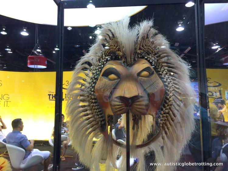 d23 lion king