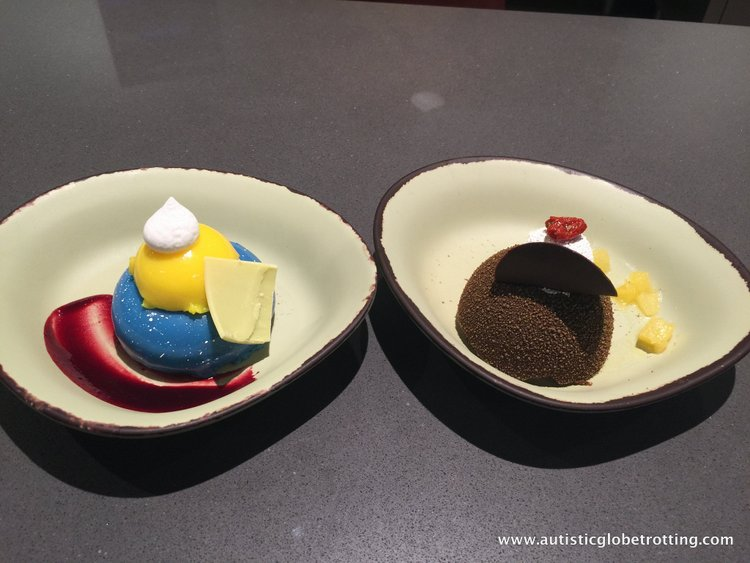 Pandora world of avatar dessert