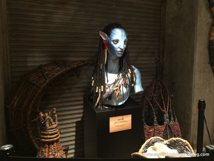 Pandora world of avatar navi