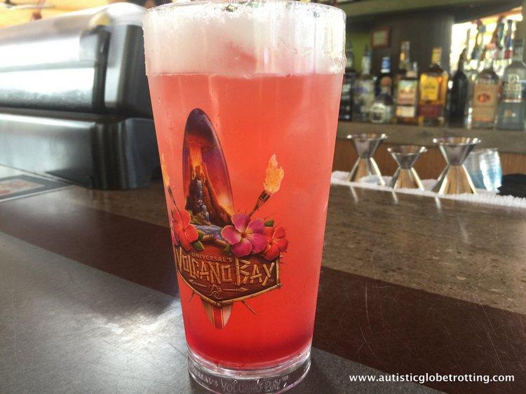 Universal Studios Volcano Bay™ Tips drink