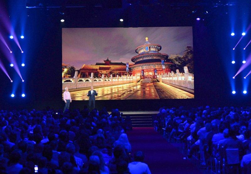 Disney D23 Expo Top Travel News epcot