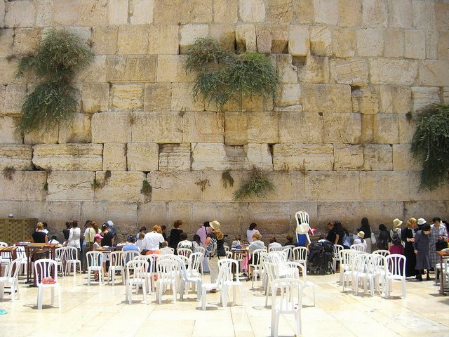 Exploring Jerusalem with Kids pin wall