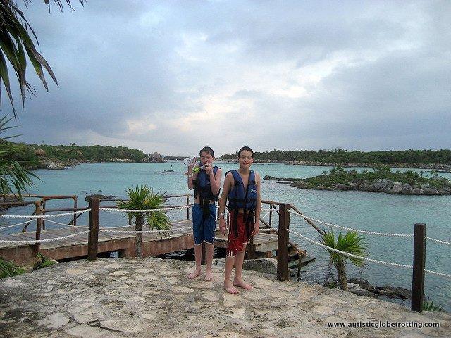 Riviera Maya's Best Aquatic Adventure Parks for Kids With Autism kids