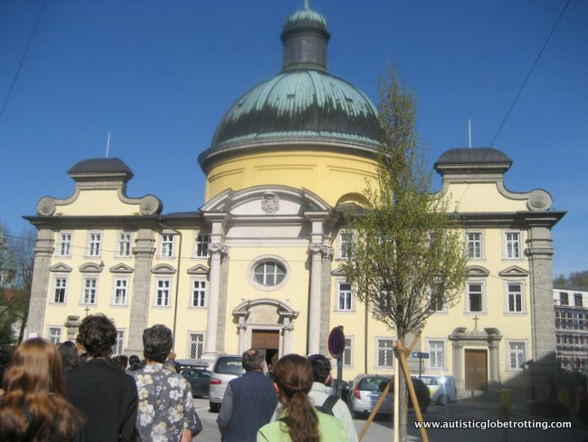 Favorite Family Spots for Exploring Salzburg, Austria white building