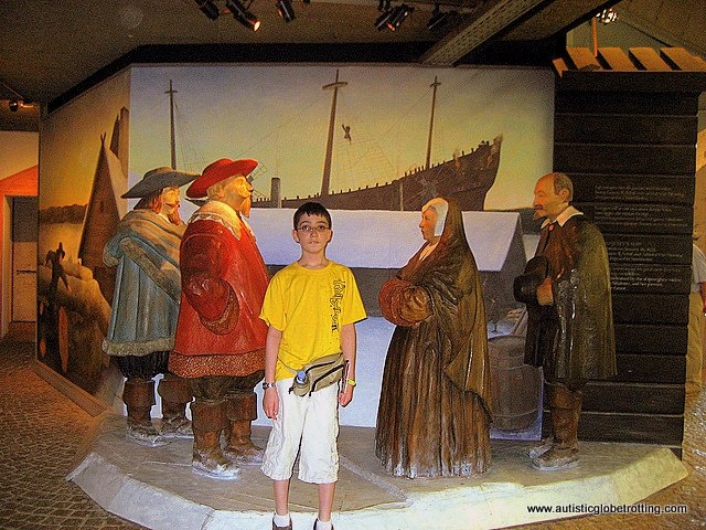 Taking the Family to Stockholm's Vasa Museum people