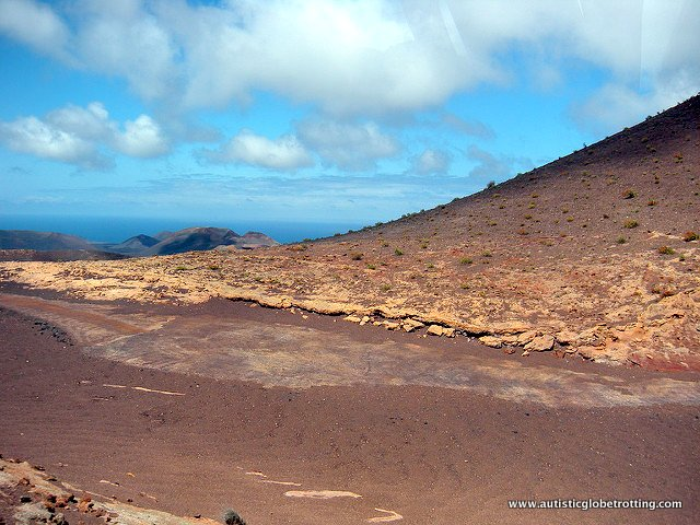 Top Five Family Activities on Lanzarote Island red