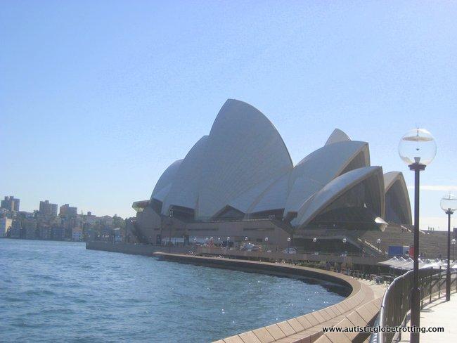 Family Friendly Aussie Experiences to Enjoy in Sydney opera
