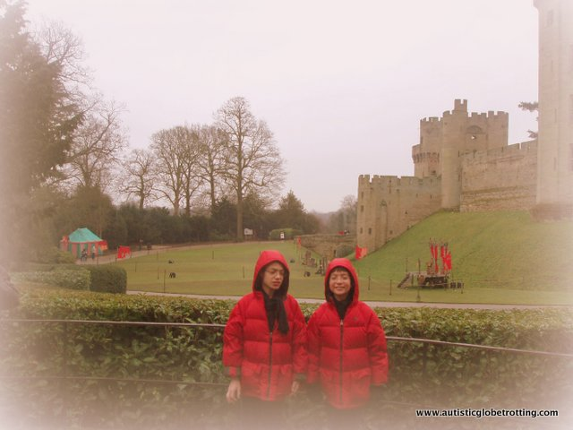 London Day Trips for Families with Autism castle