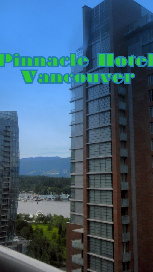 Experiencing Canadian Hospitality at the Pinnacle Hotel Vancouver pin