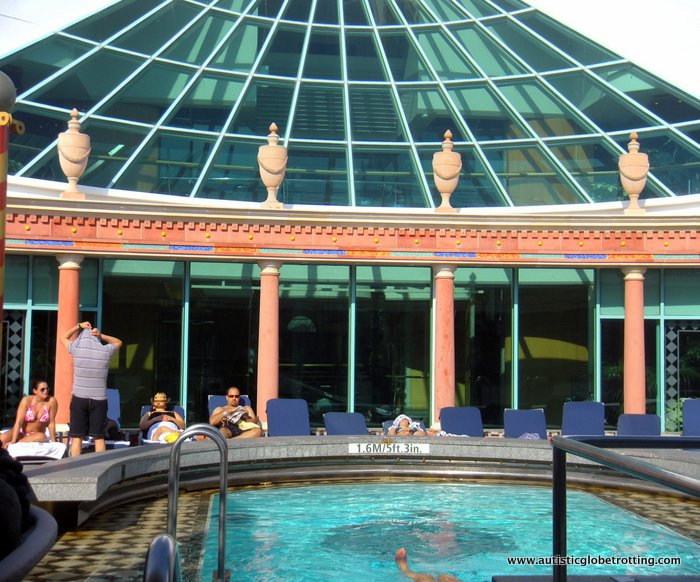 Family Friendly Cruising Aboard Mariner of the Sea pool