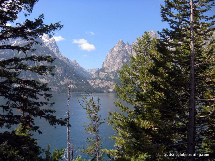 10 Best US National Parks for Kids with Autism lake