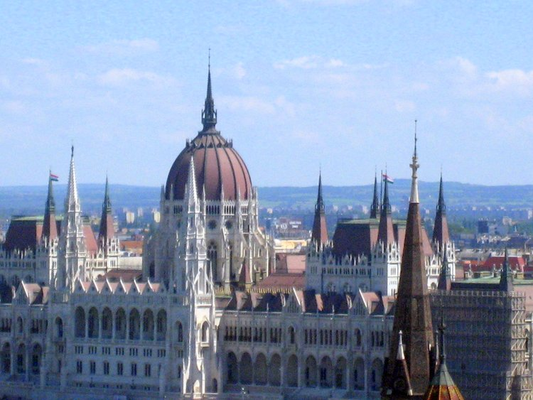 Taking Kids With Autism to Budapest Hungary dome