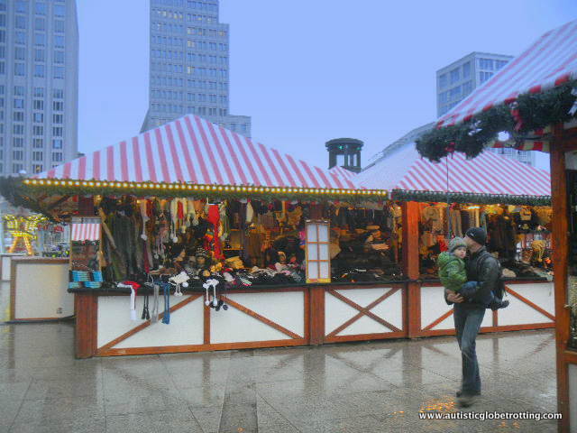 Family Friendly Activities in Berlin Germany christmas