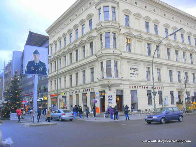 Family Friendly Activities in Berlin Germany building