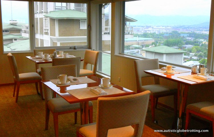 Experience Japanese Hospitality at the Westin Miyako Kyoto dining
