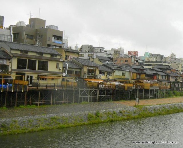 Five Sensory Activities for Families in Kyoto river