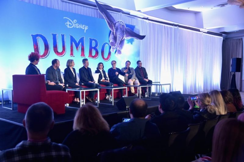 """""""Dumbo"""" Global Press Conference"""