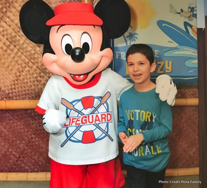 Q&A with Diego Pena child prodigy and author of Anatomy of Autism mickey