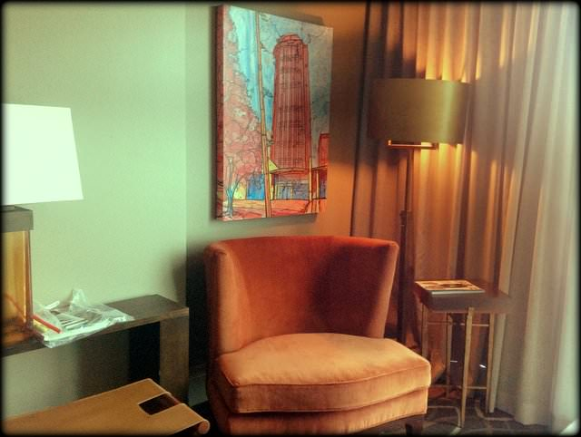 How the Omni Dallas Hotel caters to Special Needs Travelers CHAIR
