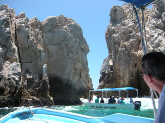 Visiting Cabo San Lucas' El Arco With Autistic Kids jeff