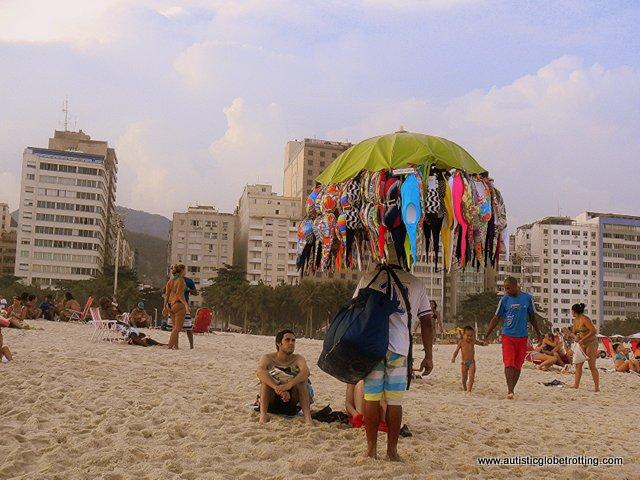 Taking Your Kids with Autism to Rio de Janeiro vendor