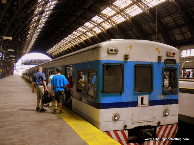 Tips to Booking Guided Tours for Families with Autism train