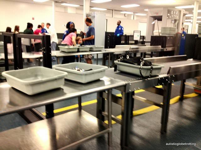 JetBlue's 'Wings for Autism' TSA