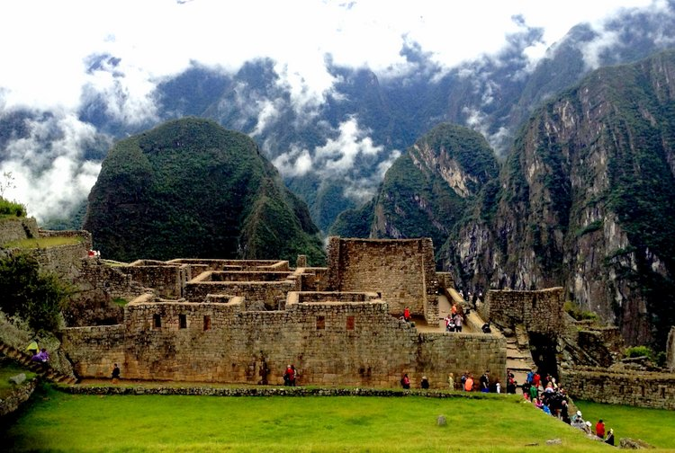 Exploring Peru's Machu Picchu with Family walled