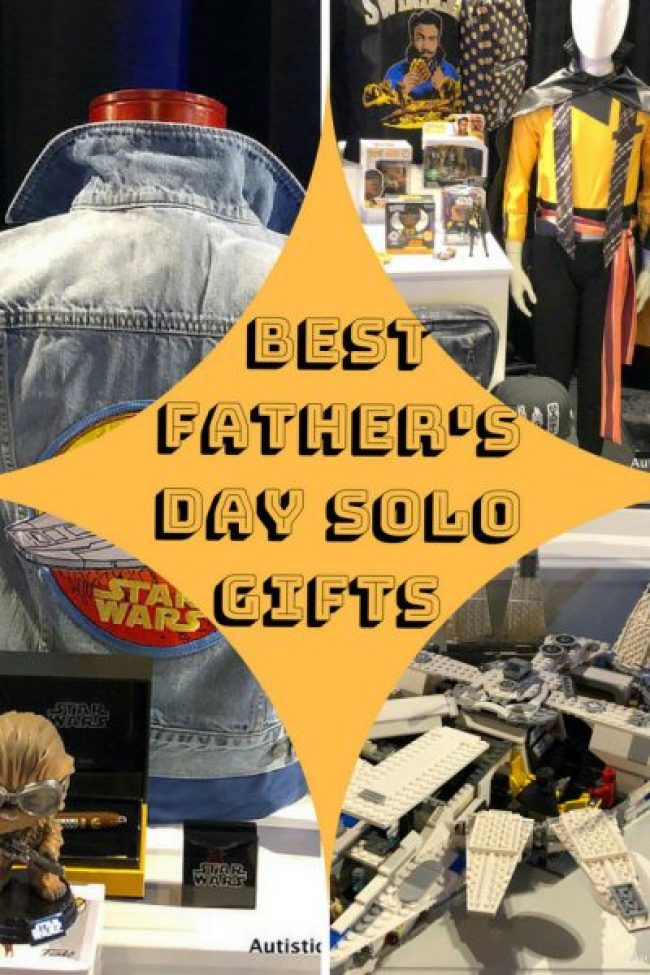 Best Father's Day SOLO Gifts for Star Wars Fans