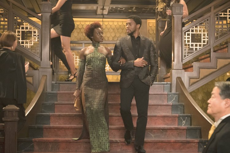 Marvel's 'Black Panther' Movie provides Kids with Thought Provoking Entertainment casino couple