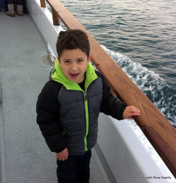 Q&A with Diego Pena child prodigy and author of Anatomy of Autism ship
