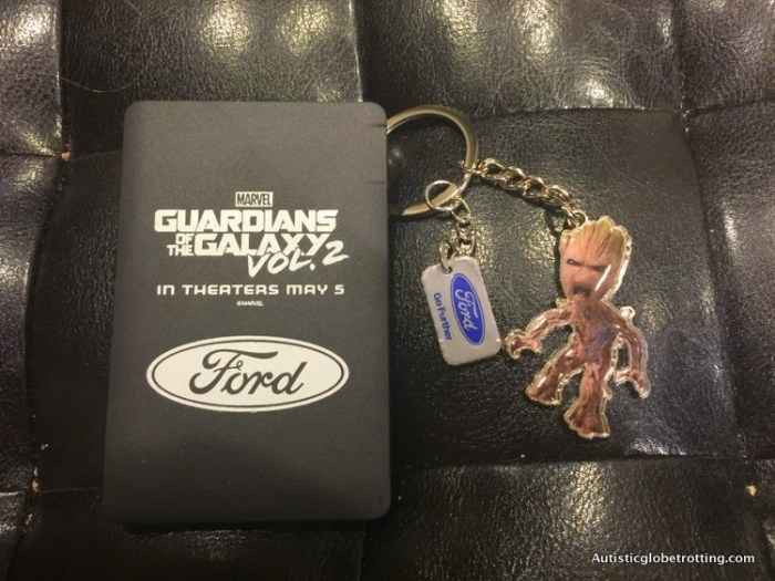 Guardians of the Galaxy Vol 2 kid friendly giveaway