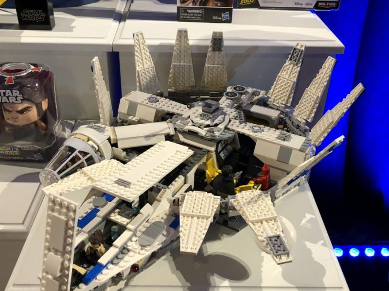 Best Father's Day SOLO Gifts for Star Wars Fans lego set