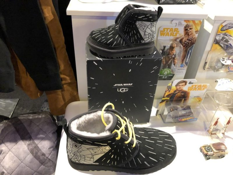 Best Father's Day SOLO Gifts for Star Wars Fans slippers
