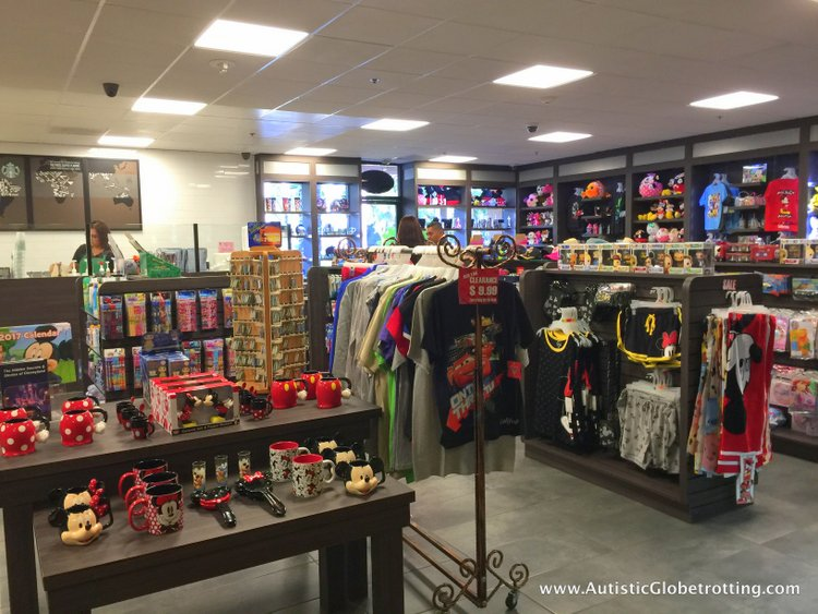 The Autism Friendly Sheraton Park at Anaheim Resort store