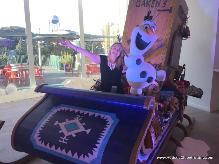 3 Magical Ways Olaf's Frozen Adventure will Melt your Hearts sleigh