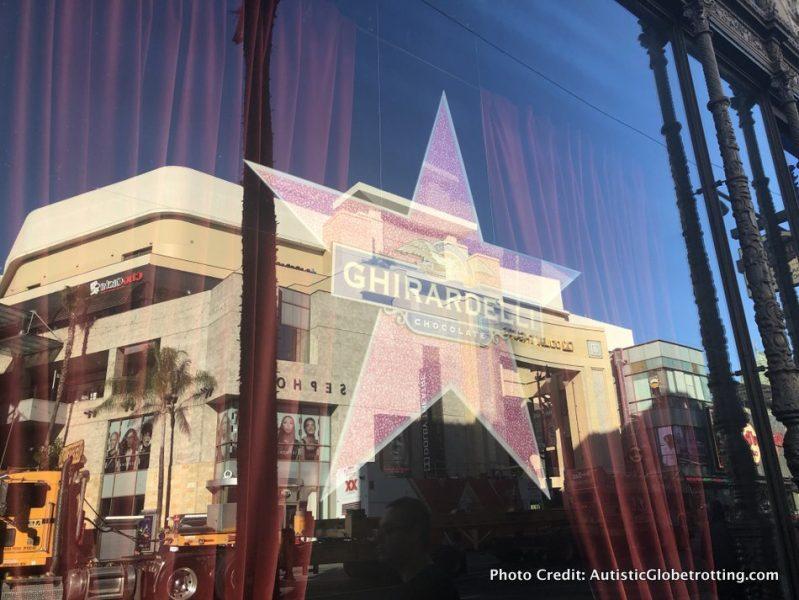 el capitan facade window