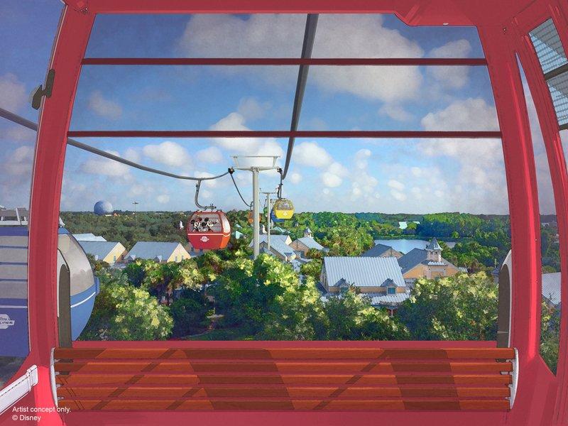 Disney D23 Expo Top Travel News sky