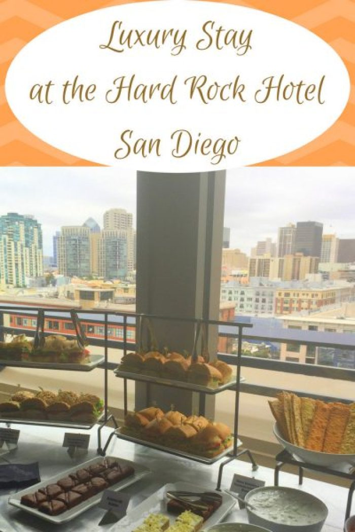 Luxury Stay at the Hard Rock Hotel San Diego pin