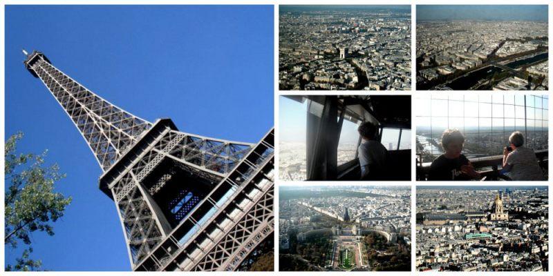 Taking Autistic Kids To Paris eiffel