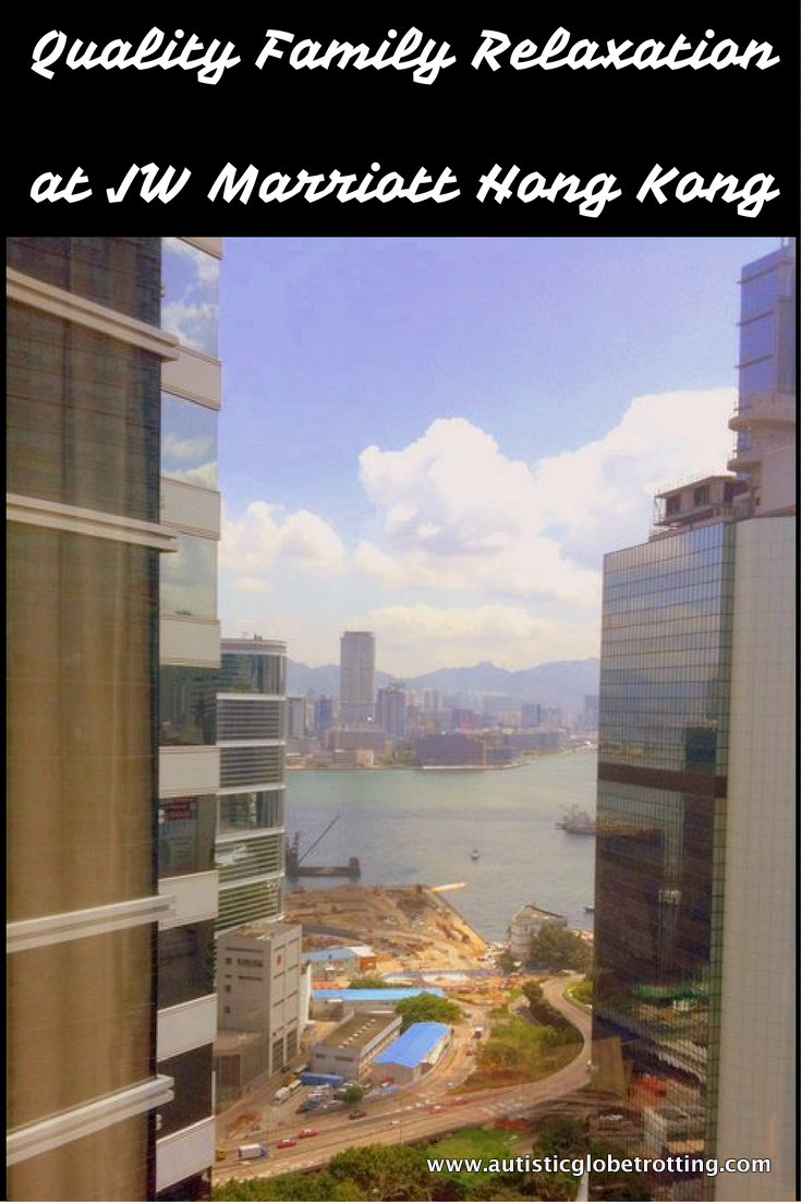 Quality Family Relaxation at JW Marriott Hong Kong pin