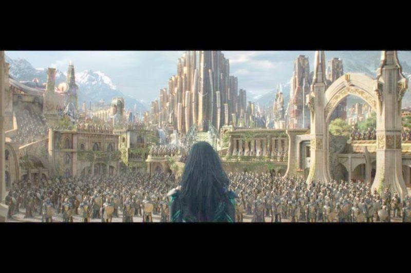 10 Reasons You will Love Marvel's Thor Ragnarok city