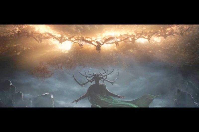 10 Reasons You will Love Marvel's Thor Ragnarok sun