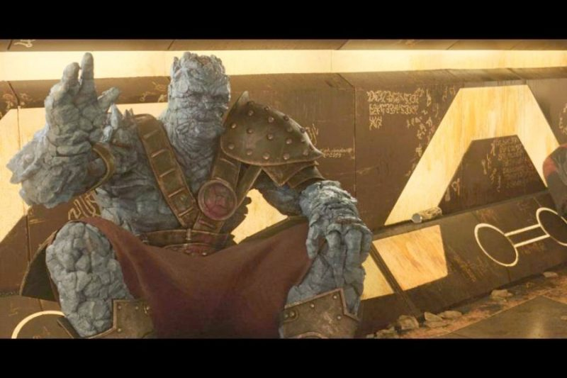 10 Reasons You will Love Marvel's Thor Ragnarok rock man