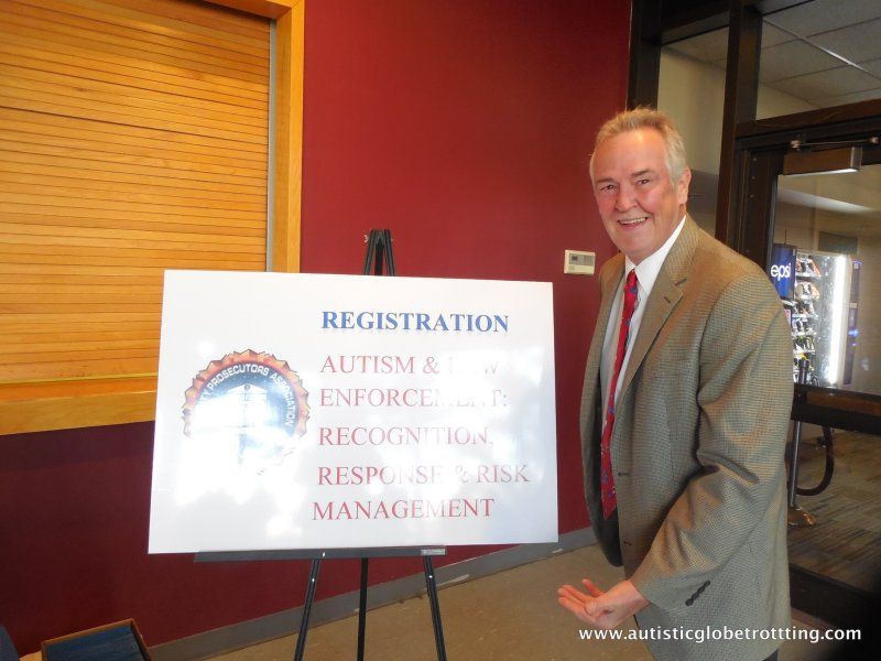 Q&A with Dennis Debbaudt-Autism Safety Expert diploma