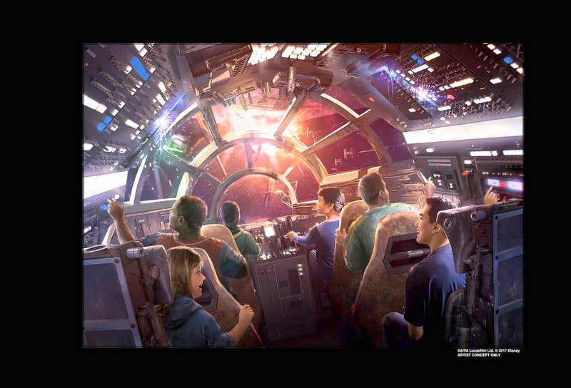 Disney D23 Expo Top Travel News star ride