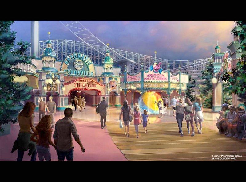 Disney D23 Expo Top Travel News pixar