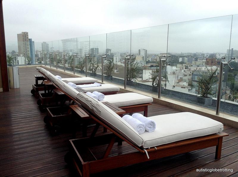 The Family -Friendly Hilton Lima pool