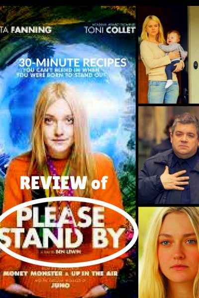 'Please Stand By' depicts Women with Autism in a Positive Light collage